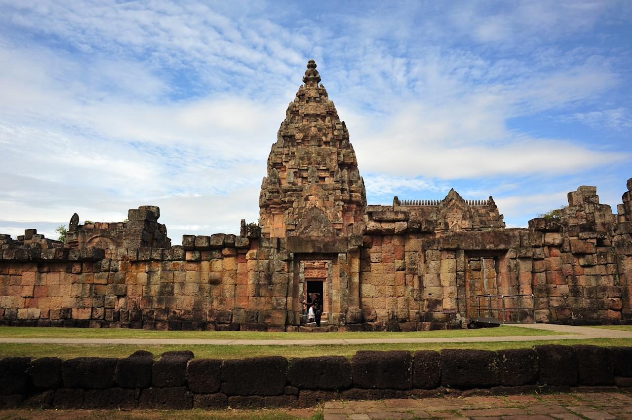 The rural province of Buriram is home to some of Thailand's most treasured Khmer relics. Its best known monument is the incredible Phanom Rung complex which is comparable in grandeur to its much more famous Cambodian neighbor, Angkor Wat. In addition to ancient ruins, the province has also become a sporting hotspot: 2018 saw the inaugural MotoGP motor racing event at the Chang International Circuit which also plays host to the Buriram Marathon each year. MotoGP is scheduled to return in March next year.