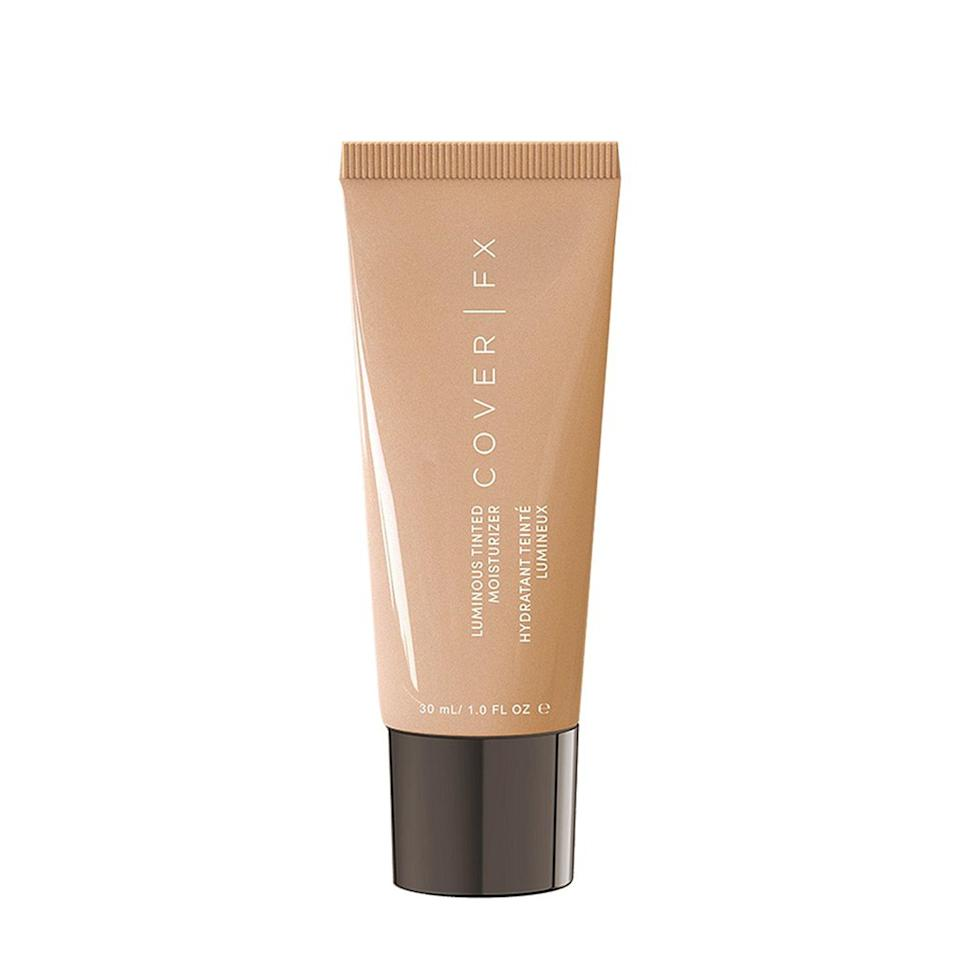 "<p>""The less effort I need to make with my makeup these days, the better — and the new lightly pigmented Luminous Tinted Moisturizer from Cover FX basically does all the work for me. This formula sinks right into the skin for a slight tint, which makes it the perfect base for a <a href=""https://www.allure.com/story/reddit-drugstore-makeup-viral-no-makeup-makeup-look?mbid=synd_yahoo_rss"" rel=""nofollow noopener"" target=""_blank"" data-ylk=""slk:no-makeup makeup look"" class=""link rapid-noclick-resp"">no-makeup makeup look</a>."" — <em>Nicola Dall'Asen, staff writer</em></p> <p><strong>$39</strong> (<a href=""https://shop-links.co/1715030709605314701"" rel=""nofollow noopener"" target=""_blank"" data-ylk=""slk:Shop Now"" class=""link rapid-noclick-resp"">Shop Now</a>)</p>"