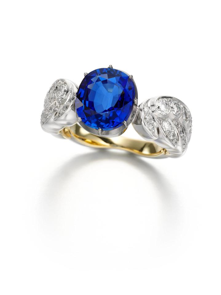 The Best Sapphire The The Sapphire Engagement Rings Engagement Rings Best 53ARjL4