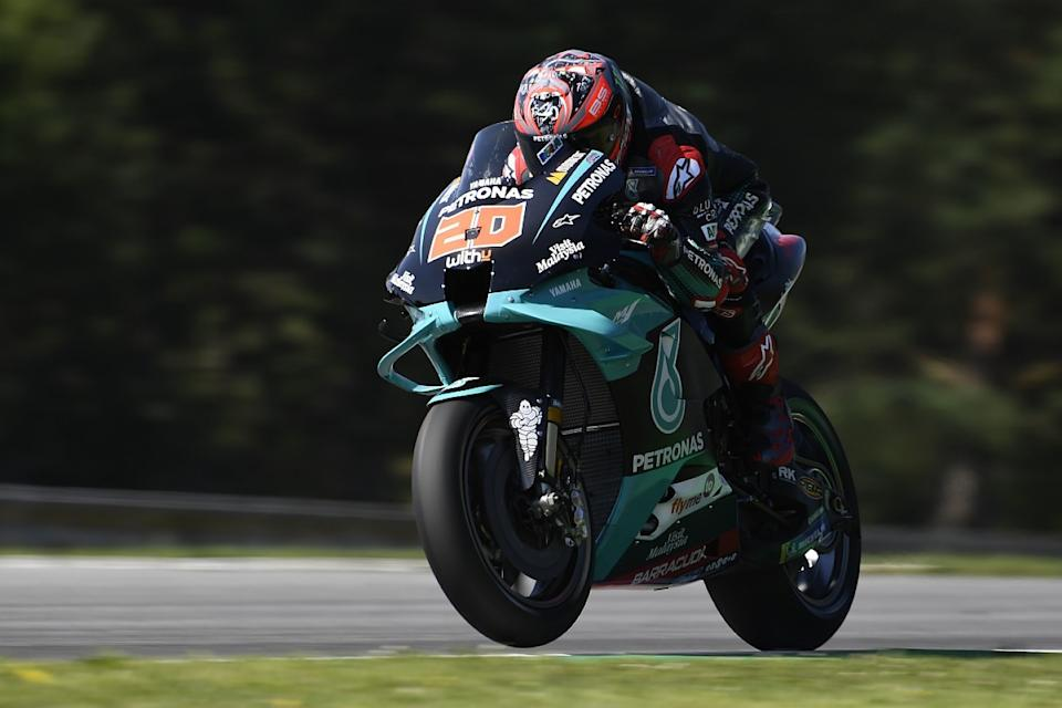 Motogp Czech Republic Grand Prix Qualifying Start Time How To Watch More