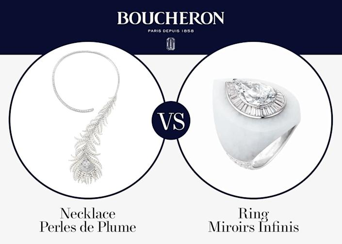 Photo credit: Courtesy of Boucheron
