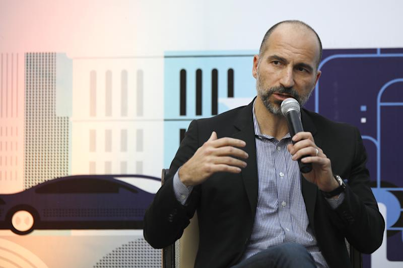 Uber Technologies Inc. CEO Dara Khowsrowshahi Event