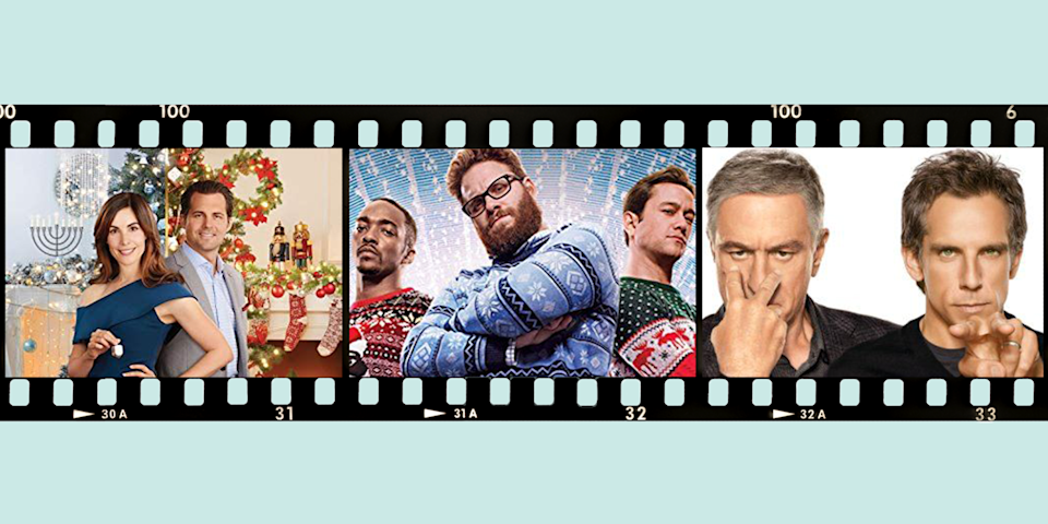 """<p>What comes to mind when you think of Hanukkah movies? (Insert gif of crickets here.) Yes, you'd be forgiven if you draw a blank — because there just aren't the same number of Hanukkah movies swirling around as there are<a href=""""https://www.goodhousekeeping.com/holidays/christmas-ideas/g1315/best-christmas-movies/"""" rel=""""nofollow noopener"""" target=""""_blank"""" data-ylk=""""slk:movies about Christmas"""" class=""""link rapid-noclick-resp""""> movies about Christmas</a>. </p><p>In fact, many Hanukkah movies are actually subplots <a href=""""https://www.goodhousekeeping.com/holidays/g23725611/what-is-hanukkah/"""" rel=""""nofollow noopener"""" target=""""_blank"""" data-ylk=""""slk:about the Jewish holiday"""" class=""""link rapid-noclick-resp"""">about the Jewish holiday</a> couched within larger plots about the Christmas season. Plus, a lot of Hanukkah content goes right to TV or streaming without ever seeing its day in theaters. And what's even worse (if we're being honest), a lot of movies with Hanukkah themes just… aren't very good, and they hardly win critical acclaim! </p><p>Yes, it's true. The Jewish community sorely lacks representation when it comes to holiday movies. But we're here to elevate the Hanukkah movies that did manage to make their way to screens big and small — and stand among the proud few to offer inclusive holiday fun during the wintertime holiday season. </p><p>So make some popcorn (or fry up some <a href=""""https://www.goodhousekeeping.com/food-recipes/easy/g903/latke-recipes/"""" rel=""""nofollow noopener"""" target=""""_blank"""" data-ylk=""""slk:latkes"""" class=""""link rapid-noclick-resp"""">latkes</a>), light the <a href=""""https://www.goodhousekeeping.com/holidays/g23643967/hanukkah-decorations/"""" rel=""""nofollow noopener"""" target=""""_blank"""" data-ylk=""""slk:menorah"""" class=""""link rapid-noclick-resp"""">menorah</a> and grab a blanket to cozy up on the couch for a Hanukkah movie night at home. Our list of the best Hanukkah movies ranges from the inspirational (<em>Full-Court Miracle</em>) to the downright silly (anything invo"""