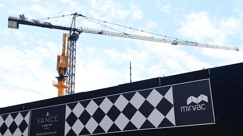 Mirvac optimistic on residential projects