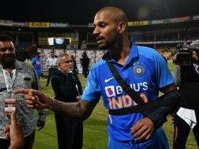 NZ vs IND: What does Shikhar Dhawan's injury mean for Team India?