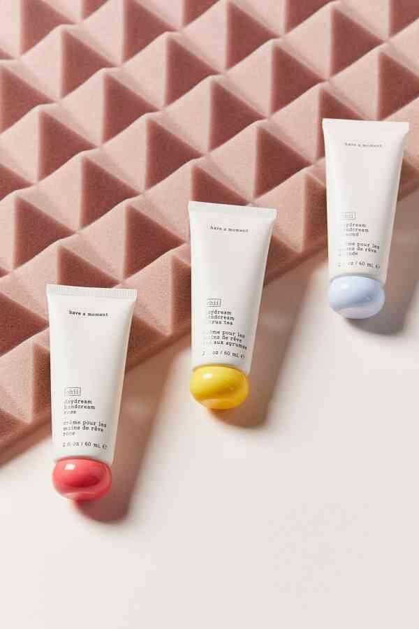 <p>These <span>Ohii Daydream Handcreams</span> ($10) are perfect for keeping in their desk drawer, purse, backpack, or on their night table.</p>