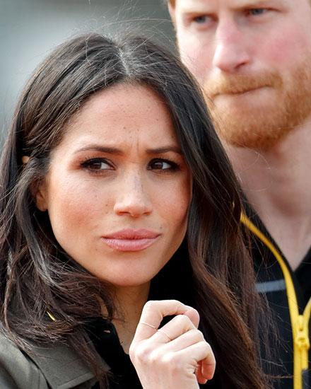 <p>Meghan Markle predicted to 'bolt' from Prince Harry</p>