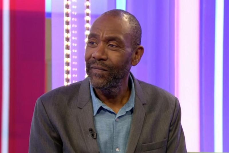 Fearful: Lenny Henry on The One Show: BBC