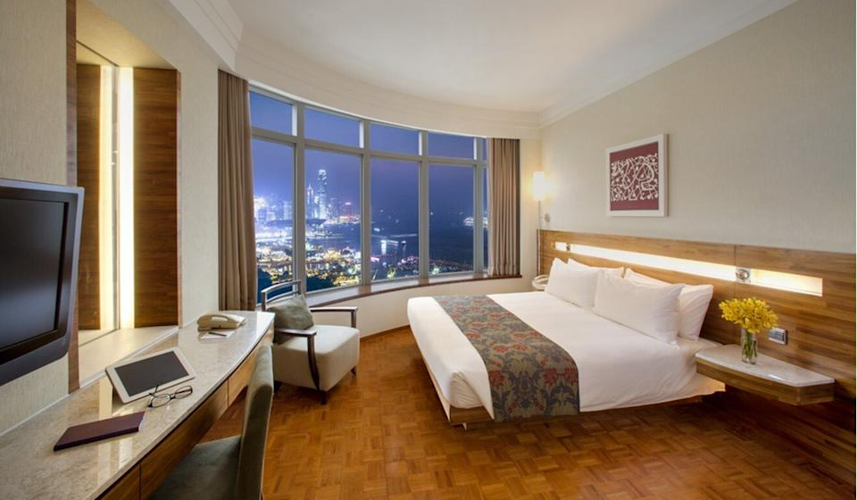 L'hotel Causeway Bay Harbour View is offering some serviced apartments at only HK$9,999 per month. Photo: Handout
