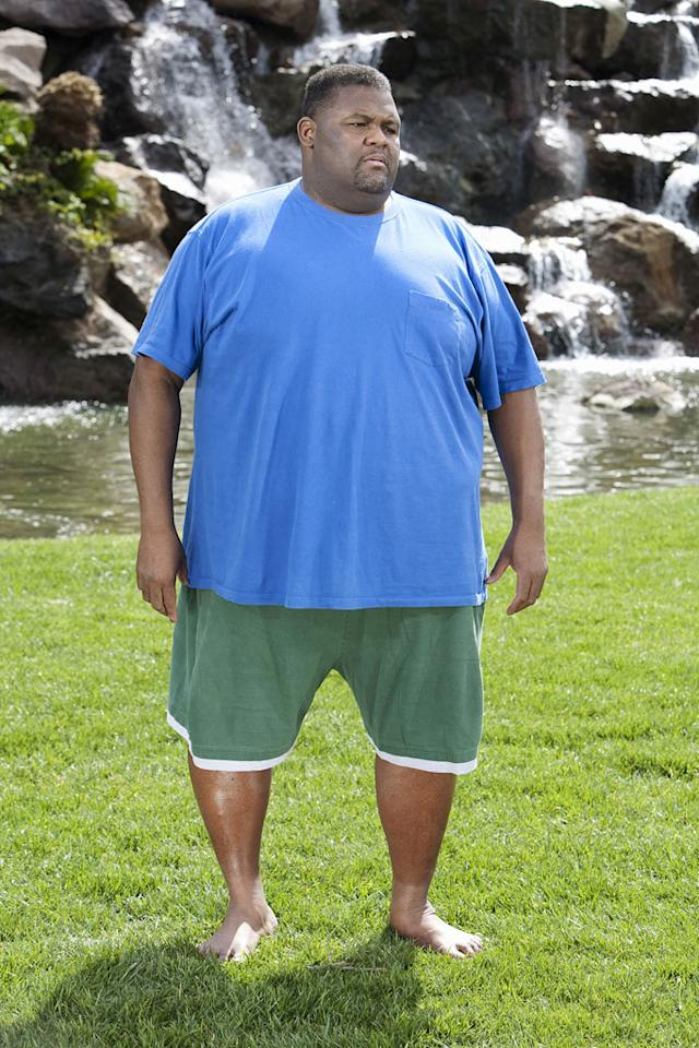 """Dana, 45, at 498 pounds as seen on """"Extreme Makeover: Weight Loss Edition."""""""