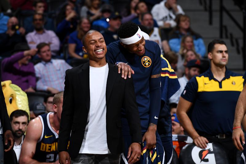 Nuggets guard to make season debut almost one year after hip surgery