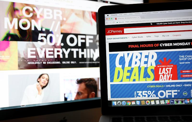 Cyber Monday Promo Codes! All the Retailers With Sitewide Discounts up to 60% off