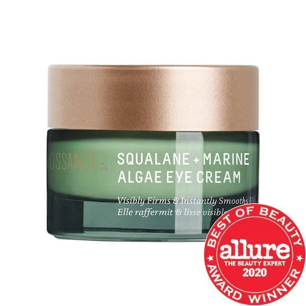 <p>The clean, mica-free <span>Biossance Squalane + Marine Algae Eye Cream</span> ($54) smooths fine lines under the eyes with marine algae and an extract from the paracress plant, too.</p>