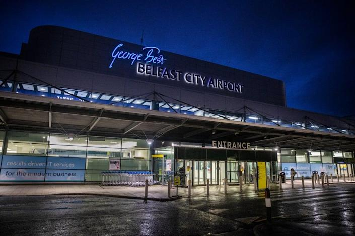 Belfast's George Best City Airport  (PA Wire)