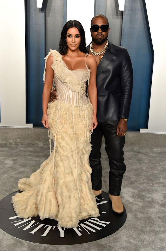 <p>The Keeping Up With The Kardashians couple made a surprise appearance at the afterparty, alongside Kylie Jenner. But where were the rest of the crew?</p>