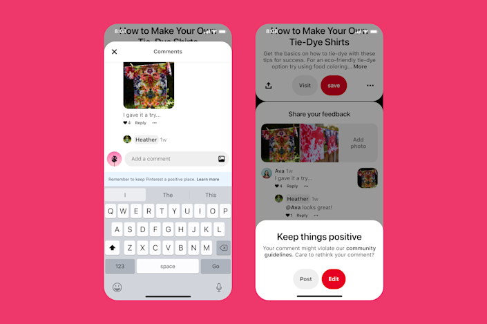 Pinterest created a new tool to