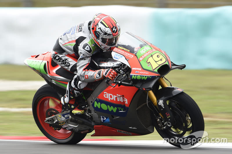 "2016: Álvaro Bautista (Aprilia RS-GP)<span class=""copyright"">Gold and Goose / Motorsport Images</span>"