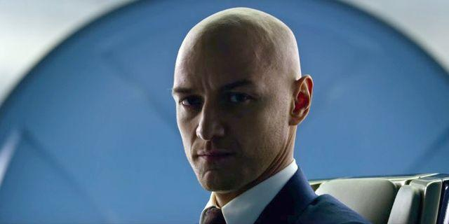 <p>James McAvoy first shaved his head in 2011 for the role of Professor X in <em>X-Men: First Class</em>. The actor surrendered his hair again for a role in the 2017 movie <em>Split </em>(and its sequel, <em>Glass</em>). </p>