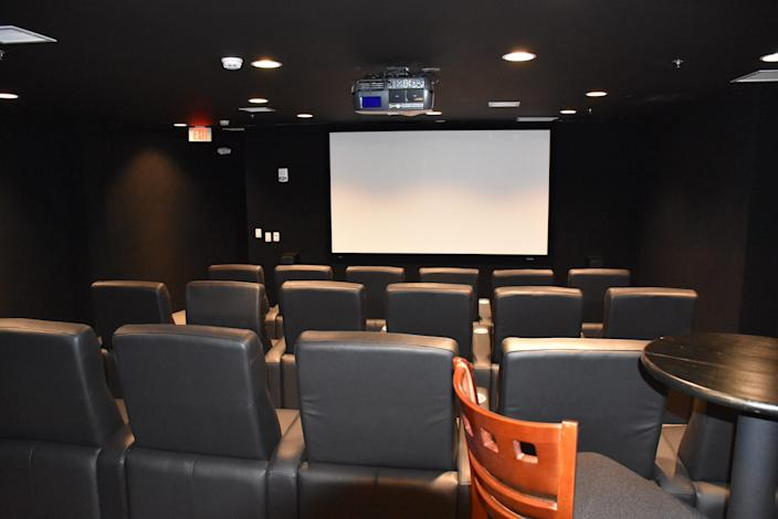 Survival Condo Project Movie Theater.JPG