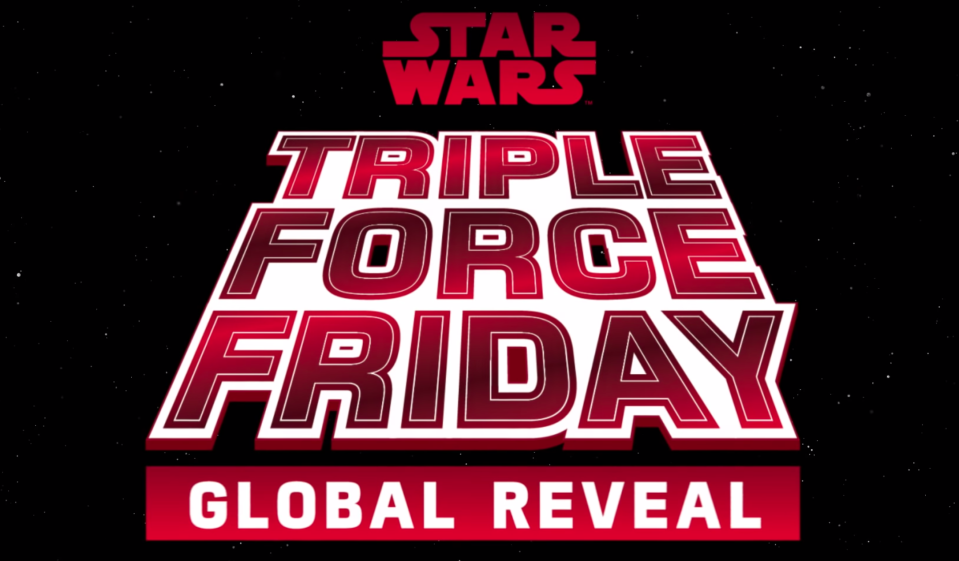 Star Wars fans will get an early look at all the new merch coming to shops in October. (Disney/YouTube)