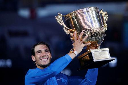 Nadal to face Isner in China