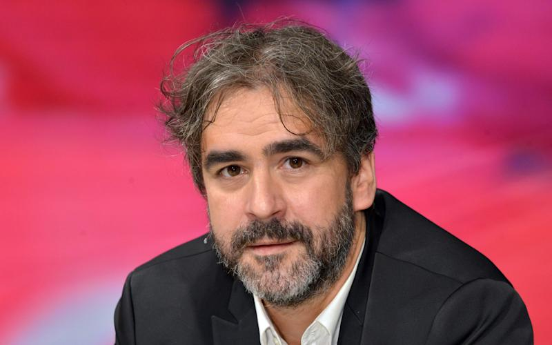 Deniz Yücel is a correspondent for Welt newspaper - DPA via EPA