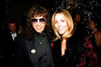 Phil Spector & Sheryl Crow (Photo by KMazur/WireImage)
