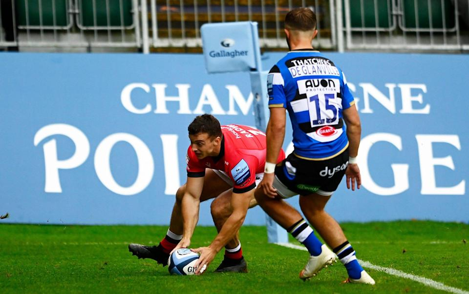 Why Adam Radwan may be England's most exciting wing since Jonny May - GETTY IMAGES