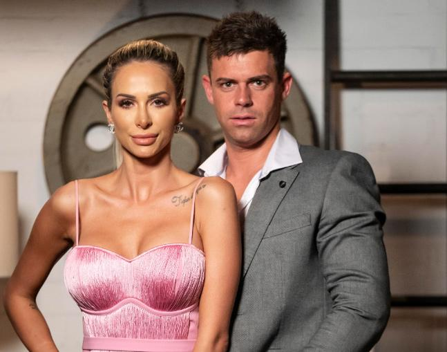 MAFS Michael and Stacey