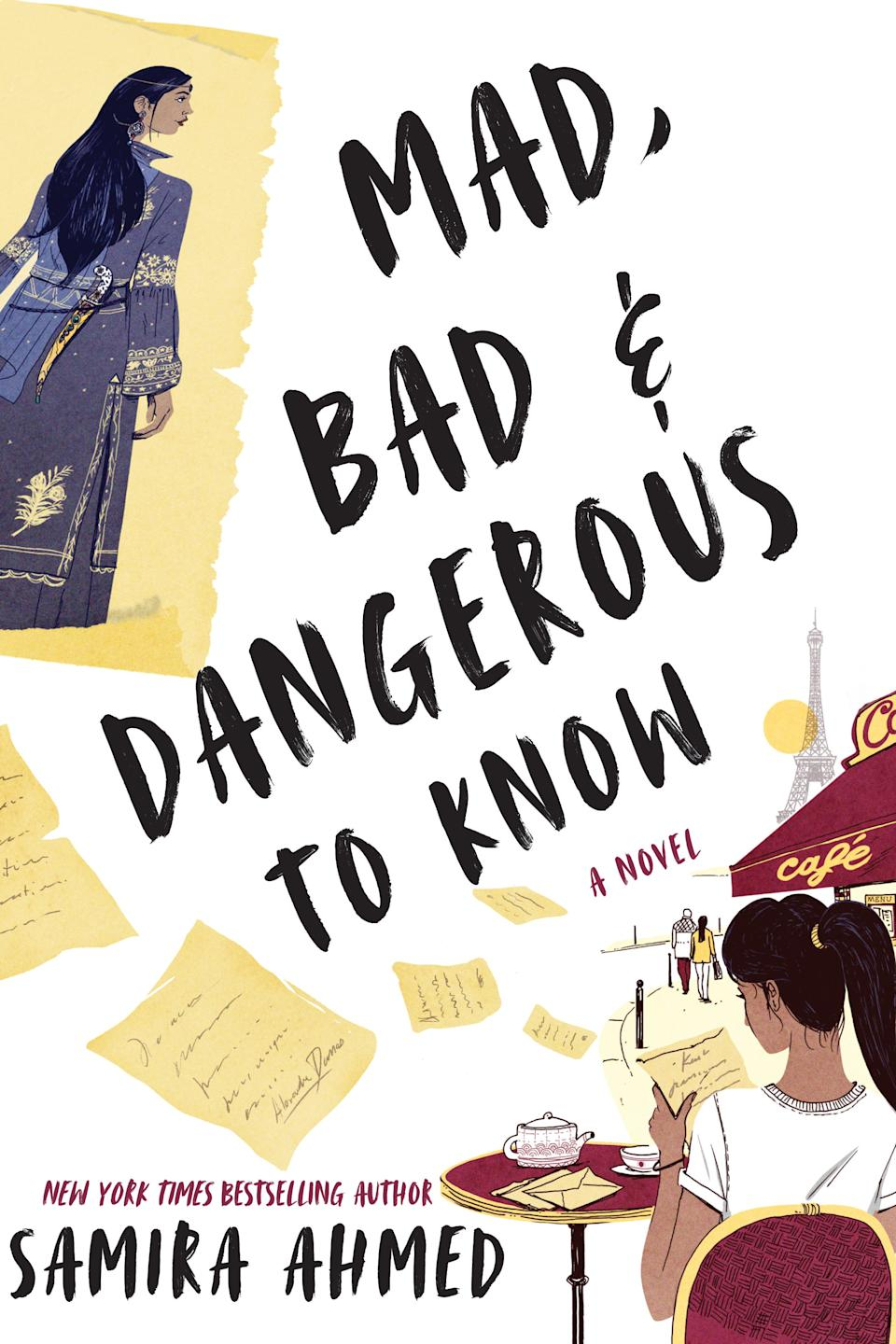 """<h1 class=""""title"""">Mad, Bad, Dangerous to Know cover</h1><cite class=""""credit"""">David Lanaspa</cite>"""