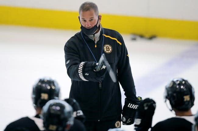 'He worked hard': Coaching legend Brian Kilrea proud of protege Bruce Cassidy
