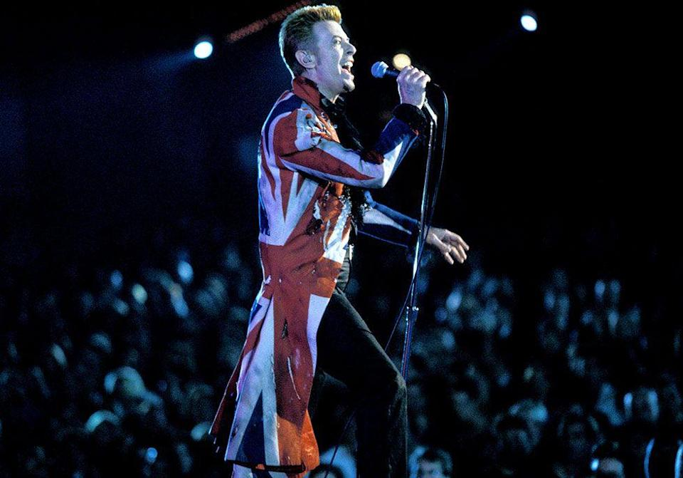 "<p><a href=""https://www.goodhousekeeping.com/life/entertainment/g3142/david-bowie-legacy/"" rel=""nofollow noopener"" target=""_blank"" data-ylk=""slk:David Bowie"" class=""link rapid-noclick-resp"">David Bowie</a> launched ""BowieNet"" dial-up Internet, which was available until 2006. Users got their own email address, web storage to build a website, chat rooms, and access to exclusive Bowie content. </p>"
