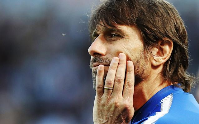Conte has made it clear he will not quit - Getty Images Europe