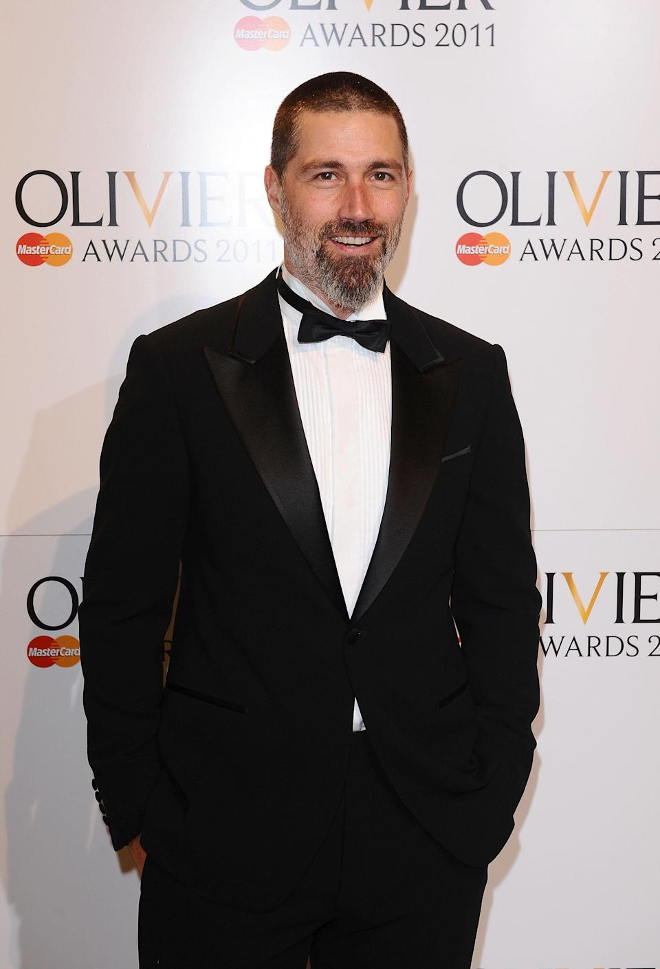 Matthew Fox (Photo: PA)