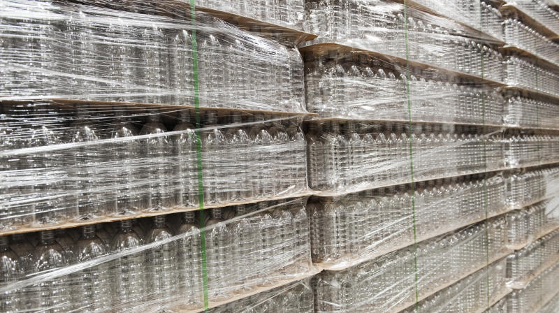 20,000 Pallets Of Water Bottles Were Left In Puerto Rico, And No One Seems To Know Why
