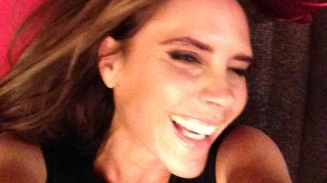 The Most Shocking Photo of Victoria Beckham Ever