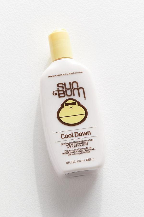 <p>Whether or not you're recovering from a bad sunburn, this <span>Sun Bum Cool Down Lotion</span> ($12) will make your skin feel cooler instantly. Plus, it smells amazing.</p>