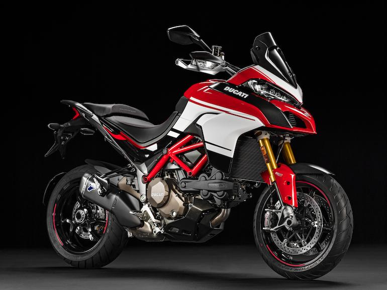 Multistrada 1200 Pike's Peak
