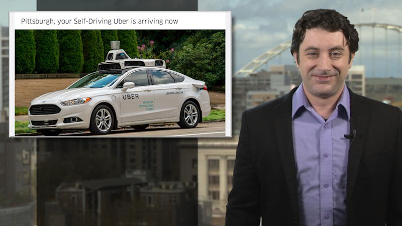 Uber kicks off self-driving car trials in Pittsburgh, is it the future of driving?