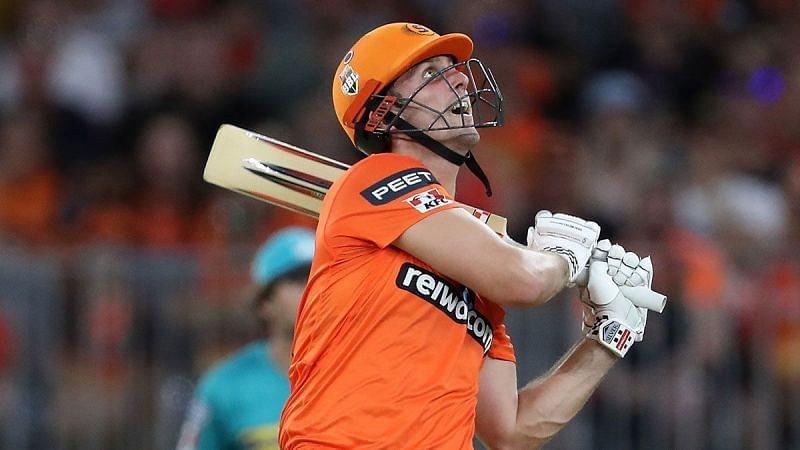 Mitchell Marsh might not get a game for the 2016 IPL champions
