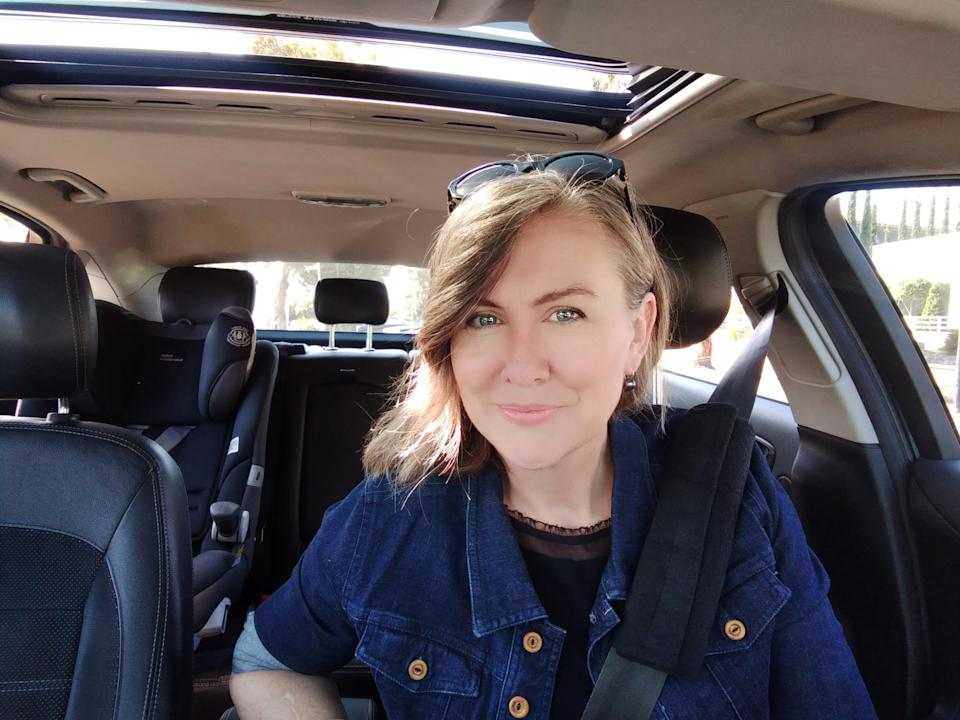 Shebah driver Shannon Montgomery. (image: supplied)