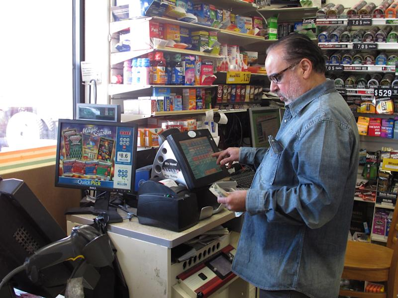 Some Sandy victims dream of $425M Powerball riches
