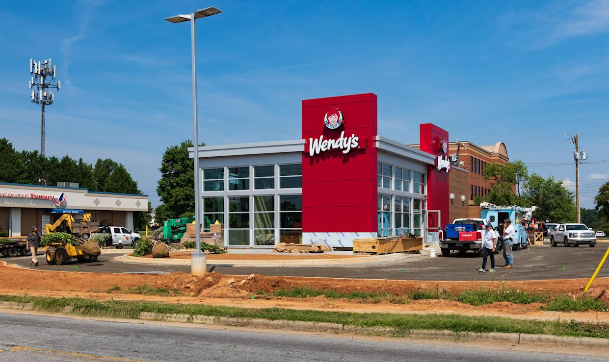 Wendy's is gearing up for a rollout in Europe.