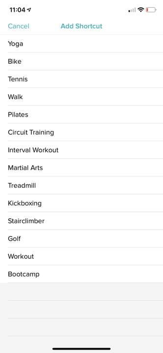 trucos para el fitbit versa lite 5 add exercises shortcut list png tips and tricks 720x720