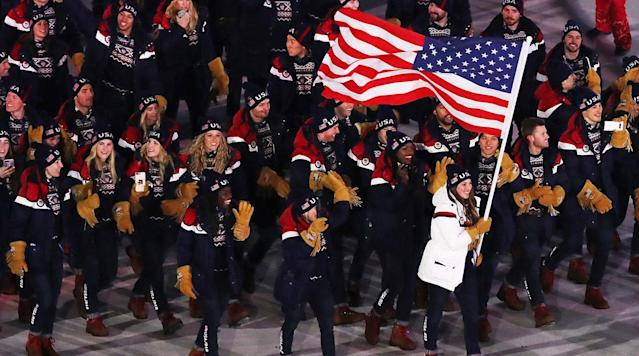 "<p>Welcome to SI's Daily Olympic Digest! Each day, we'll give you the rundown on everything worth knowing about the last 24 hours in Olympic action, including the most recent results, what to look forward to, the biggest news, and much more.</p><p>The first full day of official Olympic events is done, though there isn't yet much to write home about. Thursday's major happening was the first portion of the new team figure skating event, with the men's single short and the pairs short programs both completed. The former was <a href=""https://www.si.com/olympics/2018/02/09/nathan-chen-men-pairs-figure-skating-olympics"" rel=""nofollow noopener"" target=""_blank"" data-ylk=""slk:a surprising disappointment for Team USA's top male skater"" class=""link rapid-noclick-resp"">a surprising disappointment for Team USA's top male skater</a>, 18-year-old Nathan Chen, who took a big spill in his first Winter Games appearance and finished fourth among individuals, picking up seven points for his side (team figure skating sees points awarded to the top 10 skaters by position finished). The U.S. also finished fourth in the pairs, with the husband-wife team of Chris Knierim and Alexa Scimeca-Knierim ending up with seven points after a terrific skate. Nonetheless, after two of the five portions, the U.S. sits second overall with 14 points, right behind Canada (17) and just ahead of both Japan and the Olympic Athletes from Russia (13 each).</p><p>Elsewhere in PyeongChang, women's and men's freestyle skiing began its qualifiers with the moguls, the most knee-buckling of any winter sport. On the women's side, Americans Morgan Schild (third), Jaelin Kauf (fifth) and Keaton McCargo (eighth) all earned automatic spots in the final by virtue of finishing in the top 10, as did defending gold medalist Justine Dufour-Lapointe (fourth) of Canada. For the men, Troy Murphy was the only American to lock up his place in the final, ending up in fourth.</p><p>And in mixed doubles curling, it was a mixed day (sorry) for Team USA, which beat a team of Russian athletes in the first session of the round robin but lost to Canada in the second match. After four games, the U.S. has a dismal 1–3 record and looks like a longshot to compete for a medal in the inaugural version of this event.</p><h3>Must-Watch Events</h3><p><em>Opening Ceremony (8 PM ET, NBC)</em></p><p>The official beginning of the games has already happened but will be aired tonight on NBC. I won't spoil those of you planning to watch when it's broadcast, but be sure to tune in for the decidedly silly spectacle that is the IOC basically throwing itself an international pageant.</p><p><em>Men's 1,500 meter short track speed skating final (7:28 AM ET on Saturday; NBCSN begins its live coverage at 5 AM ET, and NBC will re-air it at 3 PM ET)</em> <em>Women's 3,000 meter speed skating final (6:00 AM ET on Saturday; NBCSN will broadcast it at 1 PM ET)</em> <em>Women's 500 meter short track speed skating heats (Begins at 5:44 AM ET on Saturday; NBCSN begins its live coverage at 5 AM ET, and NBC will re-air it at 3 PM ET)</em></p><p>These three events will be Team USA's first chance at speed skating redemption after a horrible stay in Sochi, where the U.S. failed to medal in a single individual race. The American man to watch in the 1,500 races is J.R. Celski, who won silver in 2014 as part of the 5,000 meter relay team and finished fourth in the 1,500 but won bronze in that event in 2010. Another name to keep an eye on: Thomas Hong. The 20-year-old Maryland native finished fourth in team trials for the U.S. and will be making his Olympic debut.</p><p>For the women's 3,000 meter final, Carlijn Schoutens will be the only Team USA representative in the field; the Dutch-American won the 3,000 in the U.S. team trials to make her first Olympic squad. The real battle here, though, will be between two Olympic legends: the Netherlands' Ireen Wuest (eight career medals) and Germany's Claudia Pechstein (nine). And in the 500 meter race, it'll be the Olympic debut of 18-year-old American Maame Biney, who could be one of the breakout stars of this year's games.</p><p><em>Cross-country skiing: Ladies' 7.5 kilometer + 7.5 kilometer skiathlon (2:15 AM ET on Saturday, NBCSN)</em></p><p>I'm highlighting this one because it's the first medal event of the games, and you'll be able to watch it live if you're really into cross-country skiing or are a hopeless insomniac. In case you were wondering what ""skiathlon"" is, it's a combination of the two techniques of cross-country skiing: classic and skating.</p><p><em>Women's ice hockey, preliminary round, Group B: Switzerland vs. Korea (7:10 AM ET on Saturday, USA)</em></p><p>Yes, this is only a group stage game, but it'll be the first for the unified Korean team featuring skaters from South and North, so tune in to catch a little history in the making.</p><h3>Tweet of the Day</h3><p>Okay, one opening ceremony spoiler. Remember the shirtless Tongan flag bearer from the 2016 Summer Olympics in Rio? <a href=""https://www.si.com/olympics/2018/02/09/pyeongchang-winter-olympics-tonga-flag-bearer-shirtless"" rel=""nofollow noopener"" target=""_blank"" data-ylk=""slk:Well, he's back, in winter form"" class=""link rapid-noclick-resp"">Well, he's back, in winter form</a>.</p><p>Yes, the oiled-up specimen that is Pita Taufatofua is blasting his pecs in 22-degree weather. And if you're wondering how a former taekwondo athlete managed to get into the Winter Olympics, it's because <a href=""http://olympics.nbcsports.com/2016/12/05/tonga-flag-bearer-pita-taufatofua-eyes-2018-winter-olympics/"" rel=""nofollow noopener"" target=""_blank"" data-ylk=""slk:he's now competing as a cross-country skier"" class=""link rapid-noclick-resp"">he's now competing as a cross-country skier</a> despite the fact that he had never done that before last year. I think I speak for everyone when I say how lucky we are that he strapped on the skis and made his way to South Korea.</p><h3>Daily Reading and Videos</h3><p>Our intrepid staff on the ground in PyeongChang and in our New York office is already cranking away on the biggest stories so far from the games.</p><p>• From Michael Rosenberg: <a href=""https://www.si.com/olympics/2018/02/09/winter-olympics-pyeongchang-controversy-viktor-ahn"" rel=""nofollow noopener"" target=""_blank"" data-ylk=""slk:The Olympics remain as controversial and complicated as ever"" class=""link rapid-noclick-resp"">The Olympics remain as controversial and complicated as ever</a>.</p><p>• Also from Michael: <a href=""https://www.si.com/olympics/2018/02/08/2018-winter-olympics-north-korea-panic-terror"" rel=""nofollow noopener"" target=""_blank"" data-ylk=""slk:On learning to live with (or at least not panic over) the potential doom hanging over the Korean peninsula"" class=""link rapid-noclick-resp"">On learning to live with (or at least not panic over) the potential doom hanging over the Korean peninsula</a>.</p><p>• Our video team <a href=""https://www.si.com/olympics/video/2018/02/09/true-comeback-story-shaun-white"" rel=""nofollow noopener"" target=""_blank"" data-ylk=""slk:has a quick look at Shaun White's comeback from injury"" class=""link rapid-noclick-resp"">has a quick look at Shaun White's comeback from injury</a> as the two-time Olympic medalist looks to make up for a disappointing performance in Sochi.</p><p>• Karl Bullock <a href=""https://www.si.com/olympics/2018/02/08/olympic-skier-resi-stiegler-team-usa-pyeongchang"" rel=""nofollow noopener"" target=""_blank"" data-ylk=""slk:caught up with slalom skier and former teen prodigy Resi Stiegler"" class=""link rapid-noclick-resp"">caught up with slalom skier and former teen prodigy Resi Stiegler</a> as she prepared for her third Olympic games.</p><p>• Chris Ballard <a href=""https://www.si.com/olympics/2018/02/08/speedskater-theron-sands-olympic-trials"" rel=""nofollow noopener"" target=""_blank"" data-ylk=""slk:profiled would-be Olympic speed-skating hopeful Theron Sands"" class=""link rapid-noclick-resp"">profiled would-be Olympic speed-skating hopeful Theron Sands</a>, who nearly realized his Winter Games dream at the ripe old age of 53.</p><p>• And here's Michael Blinn <a href=""https://www.si.com/olympics/2018/02/08/usa-womens-hockey-scouting-knight-duggan-brandt"" rel=""nofollow noopener"" target=""_blank"" data-ylk=""slk:on the U.S. women's hockey team's plans"" class=""link rapid-noclick-resp"">on the U.S. women's hockey team's plans</a> to end its 20-year Olympic medal drought.</p><h3>Athlete To Root For</h3><p><em>Maame Biney, speed skating</em></p><p>As noted above, Biney will be making her Olympic debut in the women's 500 meter heats. The 18-year-old from Ghana is as fun a story as you can get: She's energetic and enthusiastic, and she's a real contender in this event. Get to know more about her <a href=""https://www.si.com/olympics/2018/01/17/2018-winter-olympics-maame-biney-speedskating-breakout-star"" rel=""nofollow noopener"" target=""_blank"" data-ylk=""slk:in this Q&A she did with our own Mitch Goldich"" class=""link rapid-noclick-resp"">in this Q&A she did with our own Mitch Goldich</a> before the games.</p>"