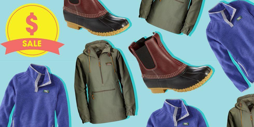 """<p><a href=""""https://www.prevention.com/life/a28675239/best-labor-day-sales-2019/"""" target=""""_blank"""">Labor Day </a>weekend is officially here, which means you're probably looking for some new gear or autumn apparel to fill your closet. The good news is that L.L. Bean is having a <a href=""""https://www.llbean.com/llb/shop/32?page=sale&nav=gnro-hp"""" target=""""_blank"""">massive end-of-summer sale </a>on select items up to 70 percent off. Through Tuesday, September 3, the outdoor retailer is also offering an additional 20 percent off your order if you use the code <strong>""""GREAT20""""</strong> at checkout.<strong> </strong>From warm jackets to hiking and snow boots, here are some of the best deals happening right now.</p>"""