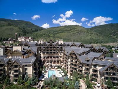 Four Seasons Resort and Residences Vail, located at the front door to Vail Village
