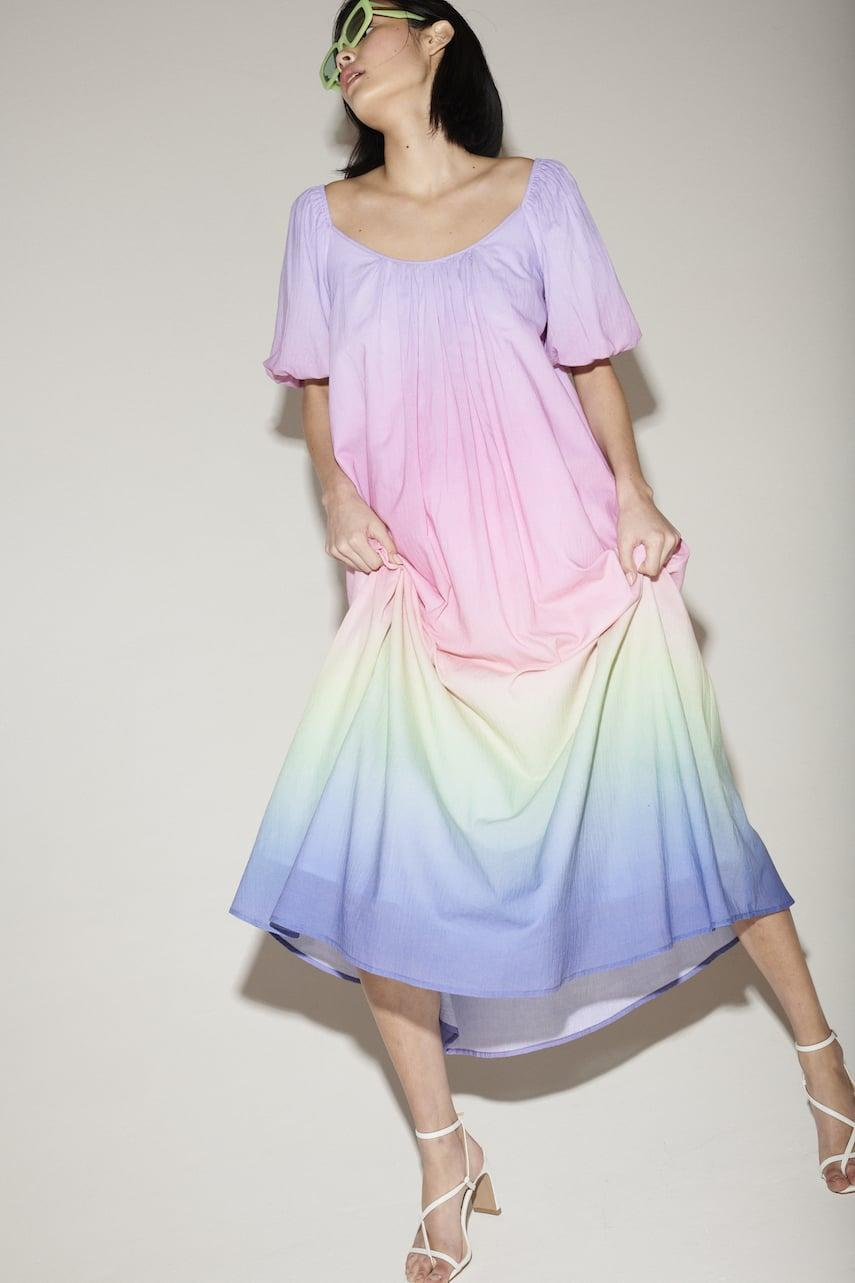 <p>I have major heart eyes for this dreamy <span>Olivia Rubin Olympia Ombre Dress</span> ($300) - it deserves an Instagram snap.</p>
