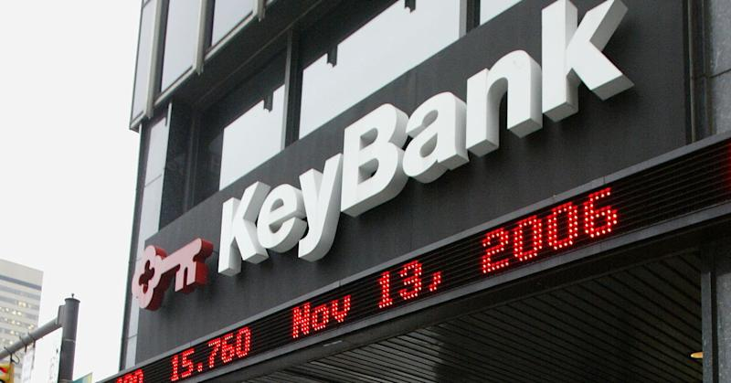 KeyCorp shares fall after Cleveland bank uncovers $90 million fraud by payrolls processor
