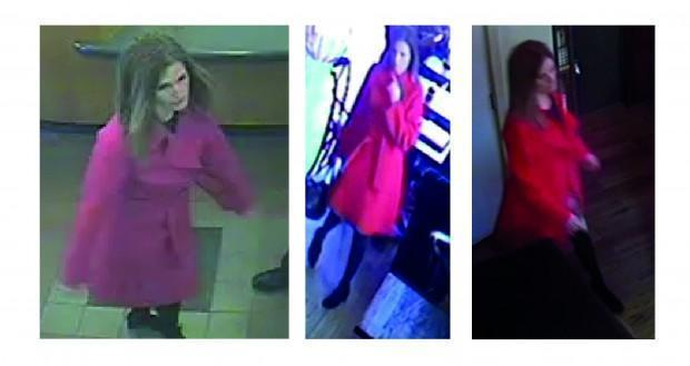 CCTV released from the day Samantha Baldwin went missing